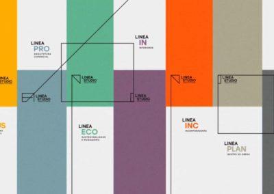Lineastudio Arquiteturas / Rebranding