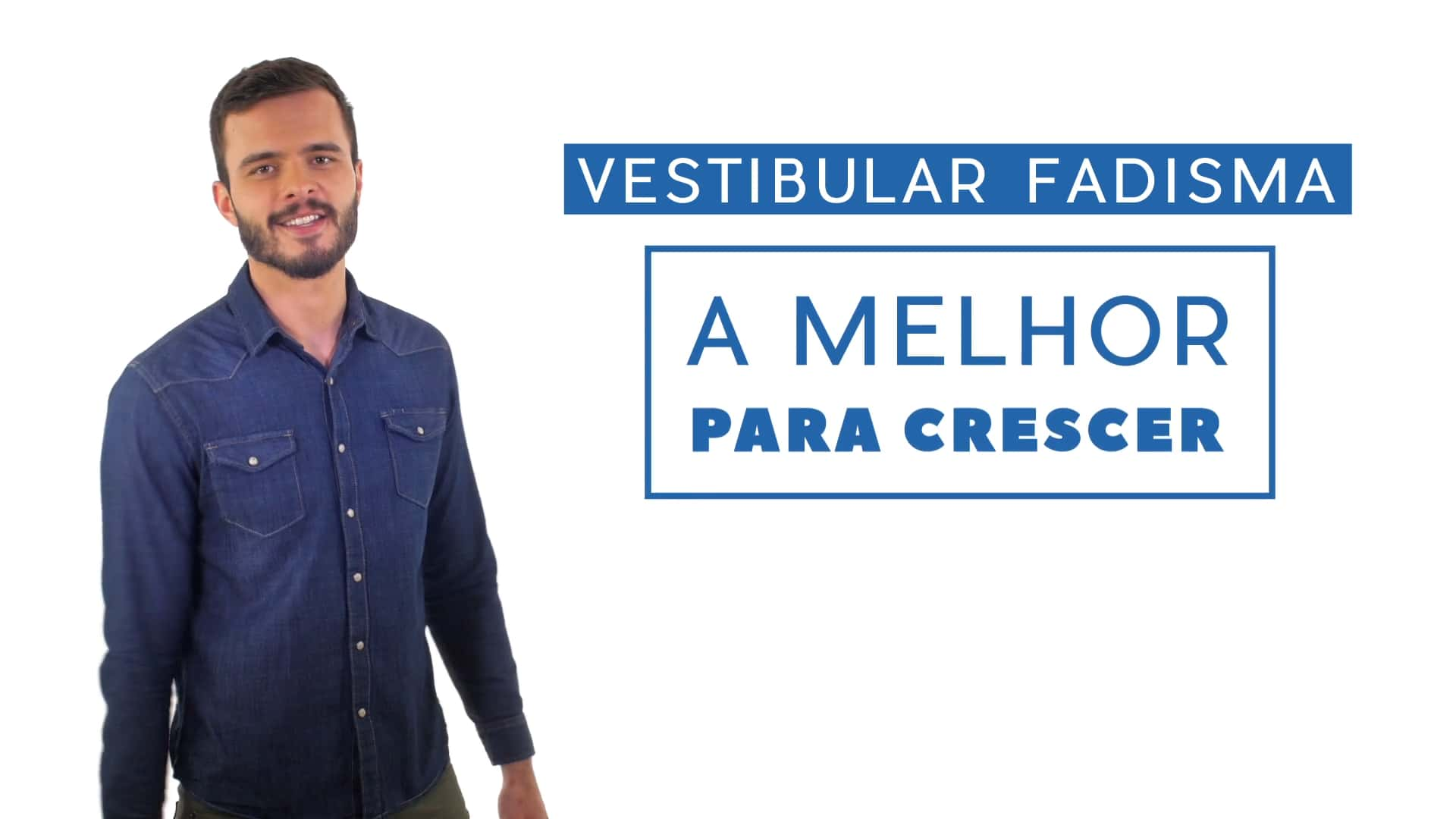 FADISMA / Vestibular de Verão 2017
